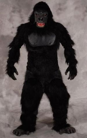 Two Bit Roar Full Gorilla Suit Costume